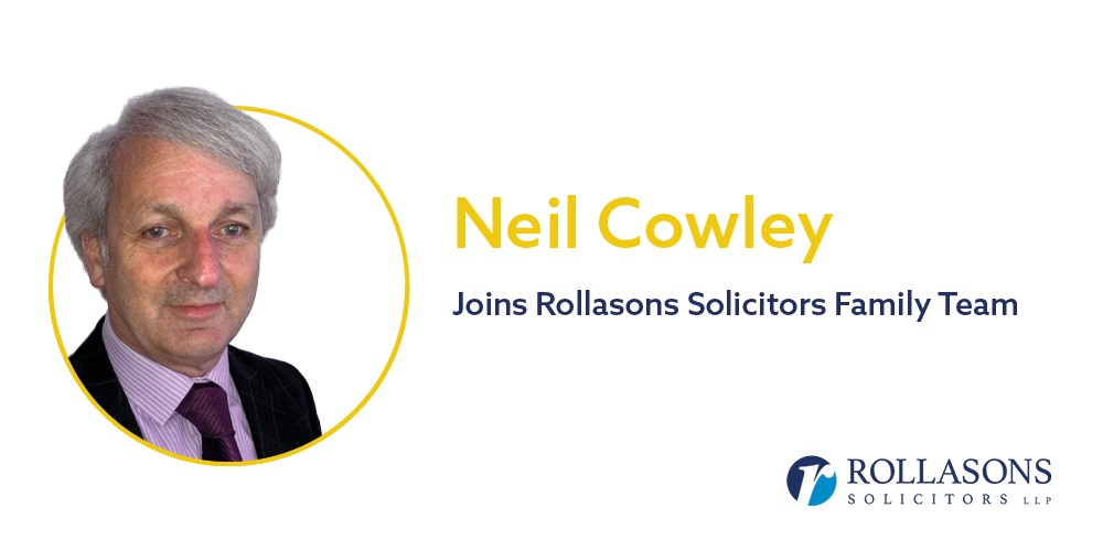 Rollasons Neil Cowley